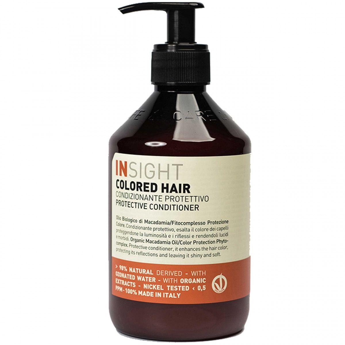 Insight Colored Hair Conditioner odżywka wzmacniająca kolor 400ml