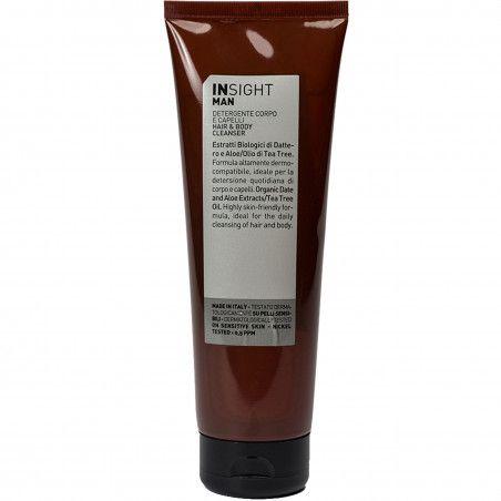 Insight Man Hair & Body Cleanser płyn do mycia ciała i włosów dla mężczyzn 250ml