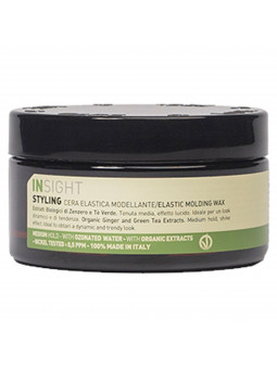 Insight Elastic Molding Wax elastyczny wosk do modelowania włosów 90ml