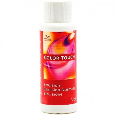 Oxydant WELLA COLOR TOUCH emulsja w kremie do farb 60ml