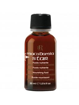 RR Line Macadamia Star regenerująco-nawilżający fluid do włosów zniszczonych 30ml