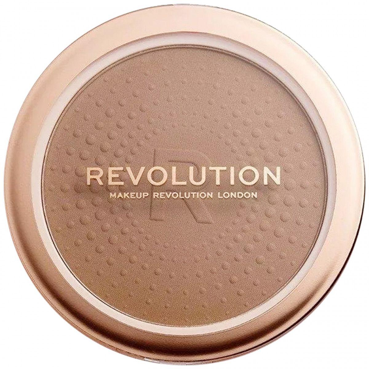 Makeup Revolution Mega Bronzer Cool bronzer do ciała i twarzy 15g