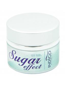 Indigo Sugar Effect UV biały żel do zdobienia paznokci 8ml