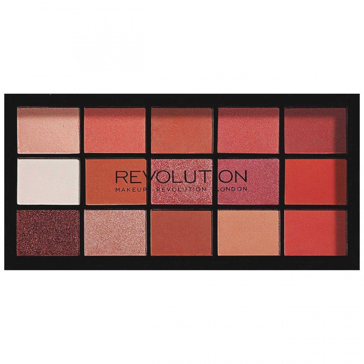 Makeup Revolution Reloaded Newtrals 2 paletka do makijażu 15x1,1g