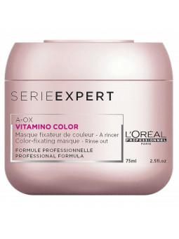 Loreal Vitamino Color AOX wzmacniająca maska do włosów farbowanych 75 ml