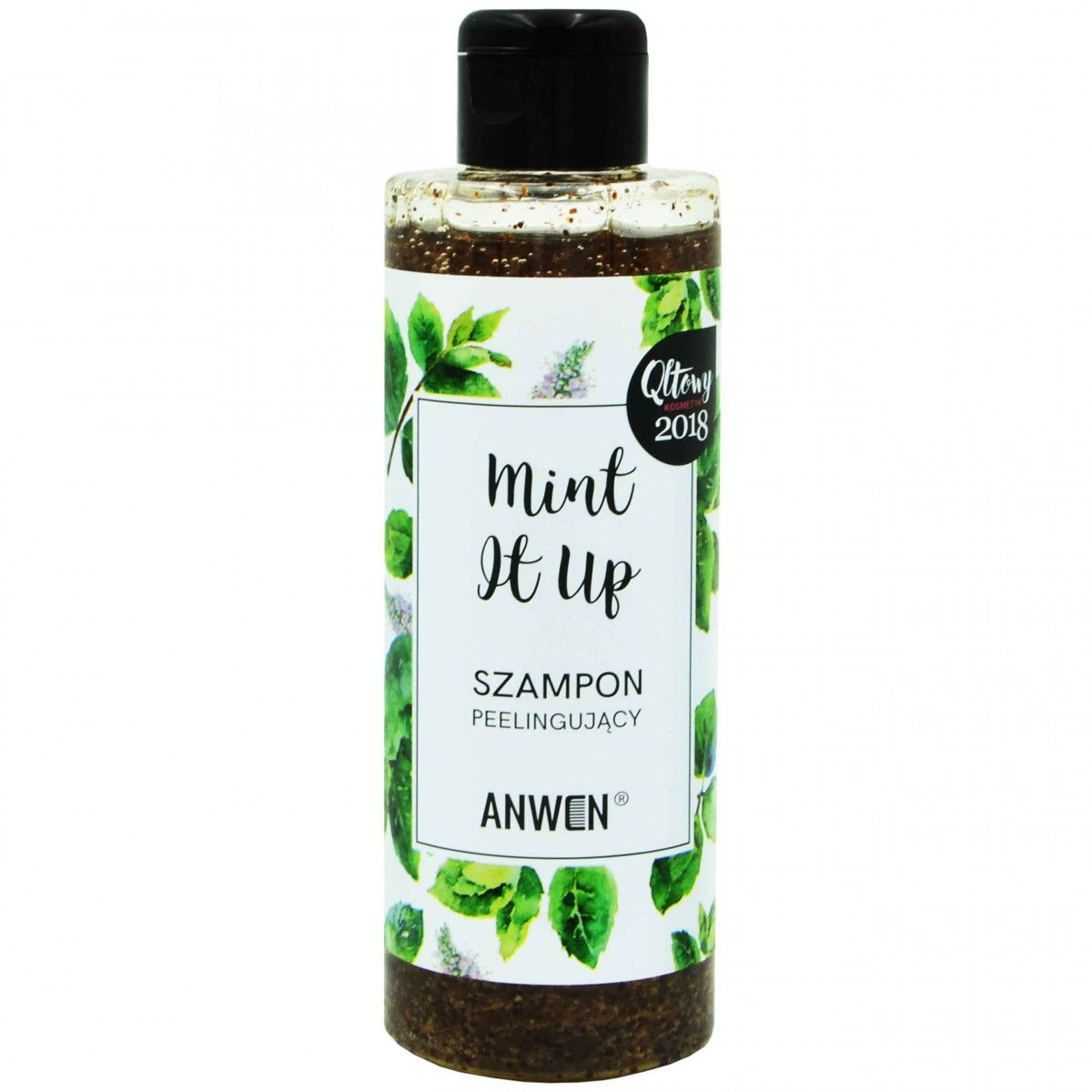 Anwen Mint It Up orzeźwiający szampon z peelingiem 200 ml