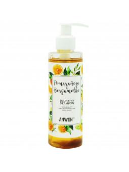Anwen Pomarańcza i Bergamotka szampon do włosów przetłuszczających się i normalnych 200ml