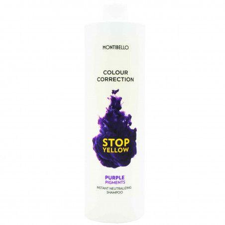 Montibello Colour Stop Yellow szampon neutralizujący żółte odcienie 1000ml