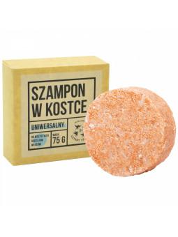 Cztery Szpaki Szampon w Kostce zero waste 75g