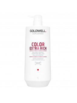 Goldwell Color Extra Rich, Szampon do włosów koloryzowanych, normalnych i grubych 1000ml