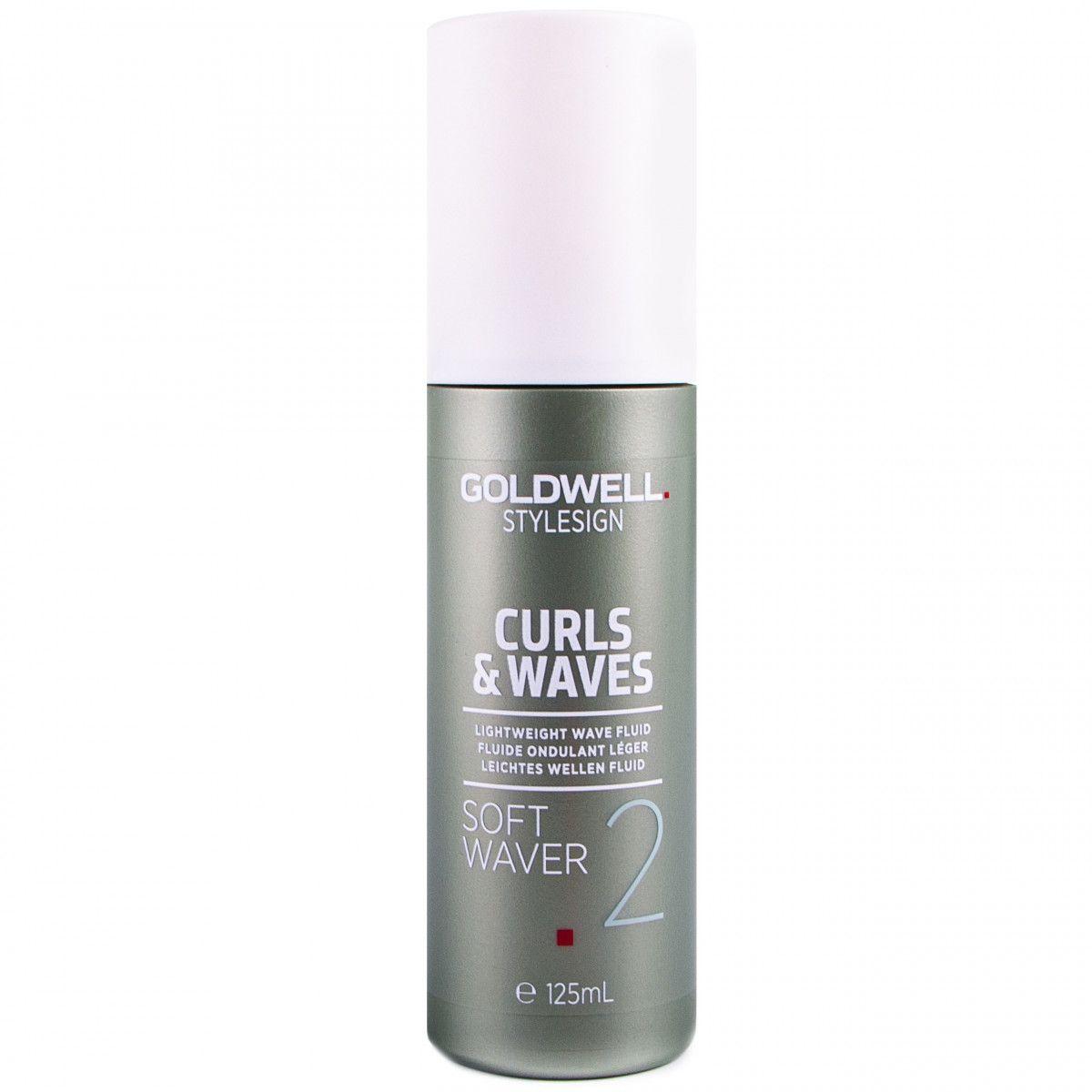 Goldwell Style Curly Waves Soft Waver krem podkreślający loki 125ml