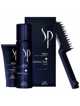 WELLA SP MEN BLACK pigment czarny odsiwiacz do włosów dla mężczyzn 60ml