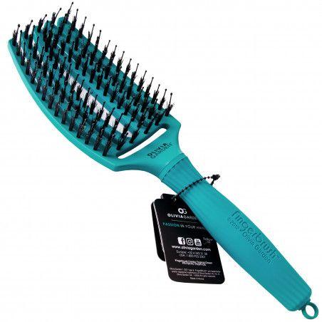 Olivia Garden Tropical Fingerbrush szczotka do długich włosów