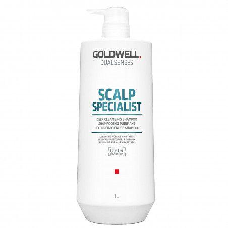 Goldwell Deep Cleansing, szampon oczyszczający do każdego rodzaju włosów 1000ml