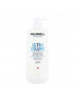 Goldwell Ultra Volume delikatny szampon w żelu do włosów cienkich 1000 ml