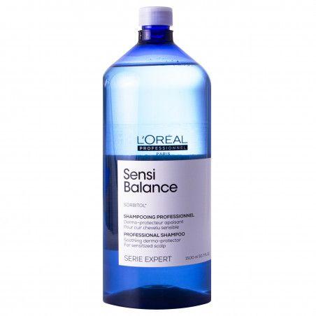 Loreal Sensi Balance, szampon łagodzący podrażnienia, nawilża i koi 1500ml