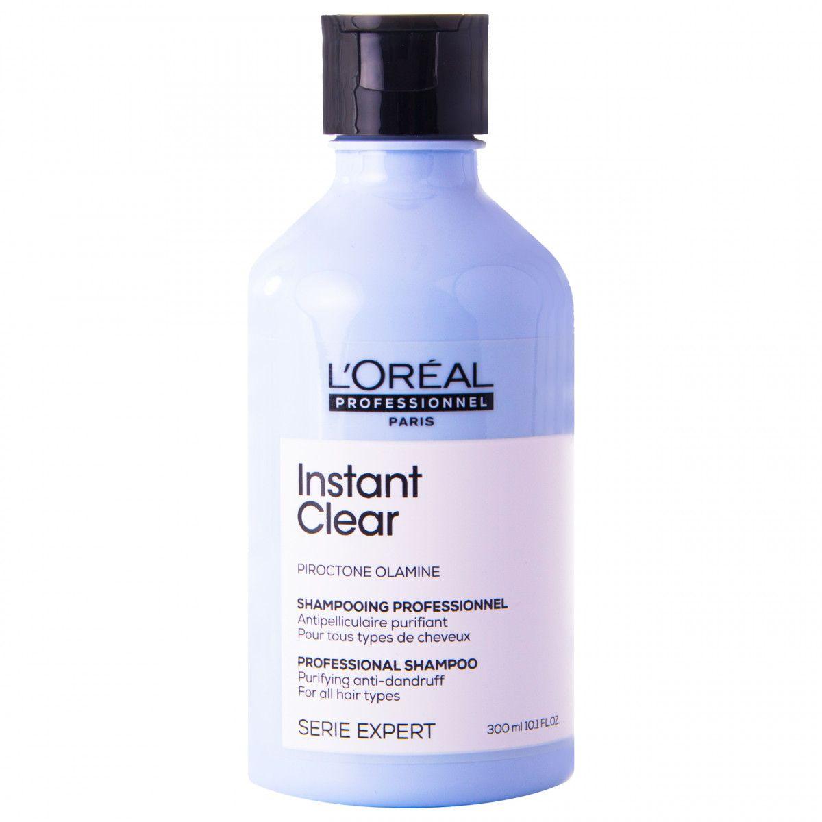 Loreal Instant Clear Pure, szampon przeciwłupieżowy do normalnych włosów 300ml