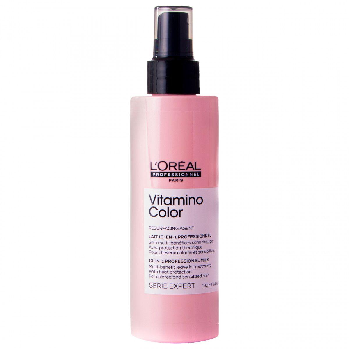 Loreal Vitamino Color 10 w 1 Infinite, serum chroniące włosy 190ml