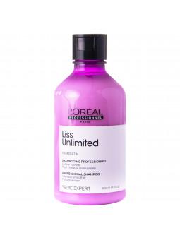 Loreal Liss Unlimited, szampon wygładzający do włosów puszących się 300ml