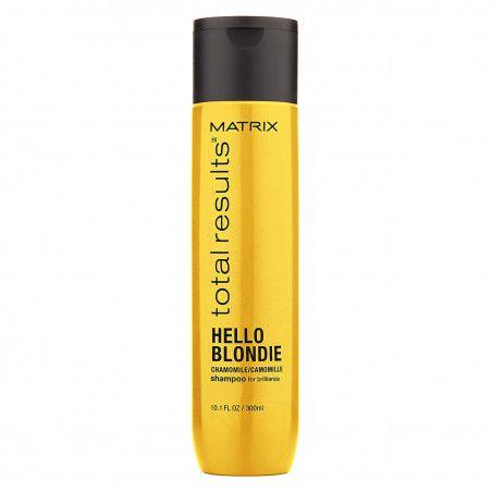 Matrix Hello Blond szampon z ekstraktem z rumianku 300 ml