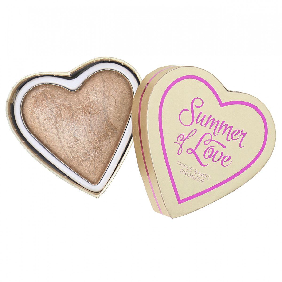 Makeup Revolution I Heart Makeup Summer of Love bronzer 10 g