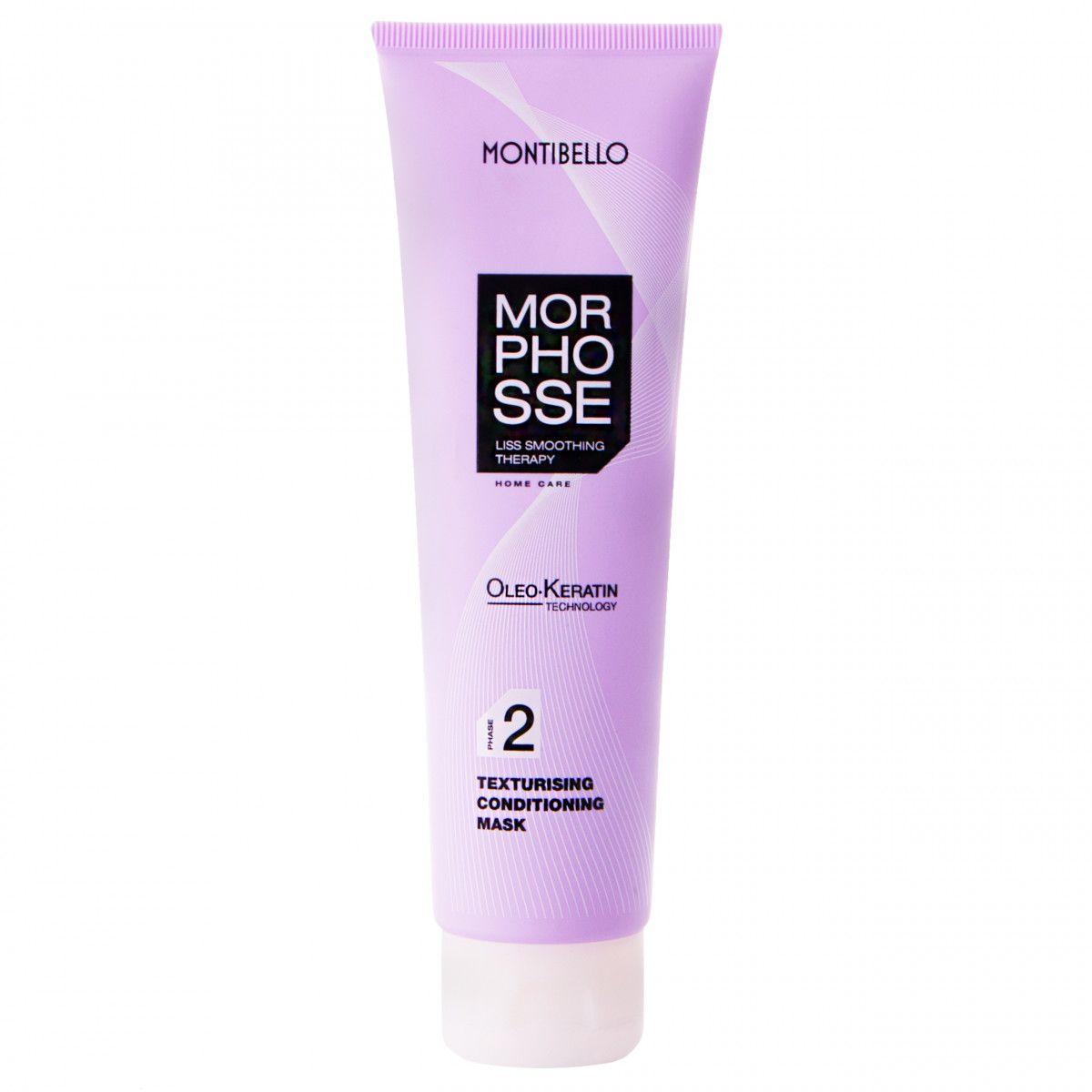Montibello Morphosse maska przedłużająca efekt prostowania 150ml