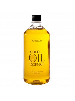 Montibello Gold Oil Essence szampon bursztynowo-arganowy nawilżający 1000 ml