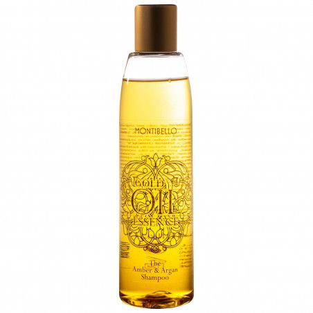 Montibello Gold Oil Essence pielęgnujacy szampon nawilżający 250 ml