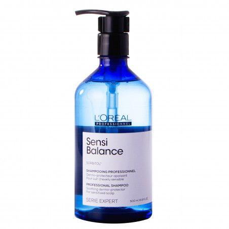 Loreal Sensi Balance szampon kojąco-ochronny do wrażliwej skóry głowy 500ml