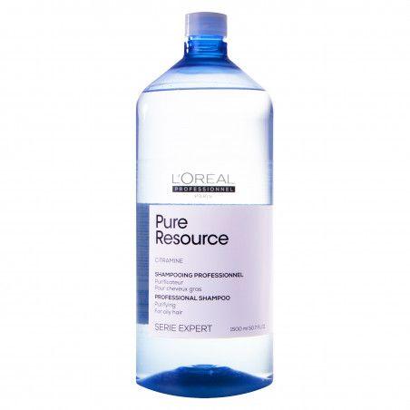 Loreal Pure Resource, szampon oczyszczający z witaminą E 1500ml