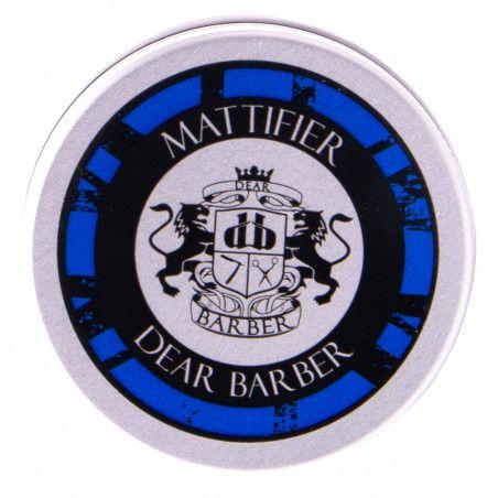 Dear Barber Travel Tin Mattifier Hair Paste pasta do stylizacji włosów z matowym wykończeniem 20ml