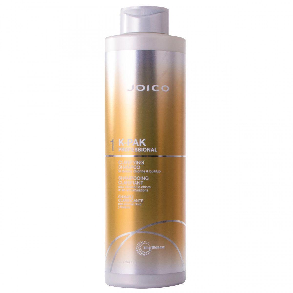 Joico K-Pak Clarifying Szampon oczyszczający włosy 1000 ml