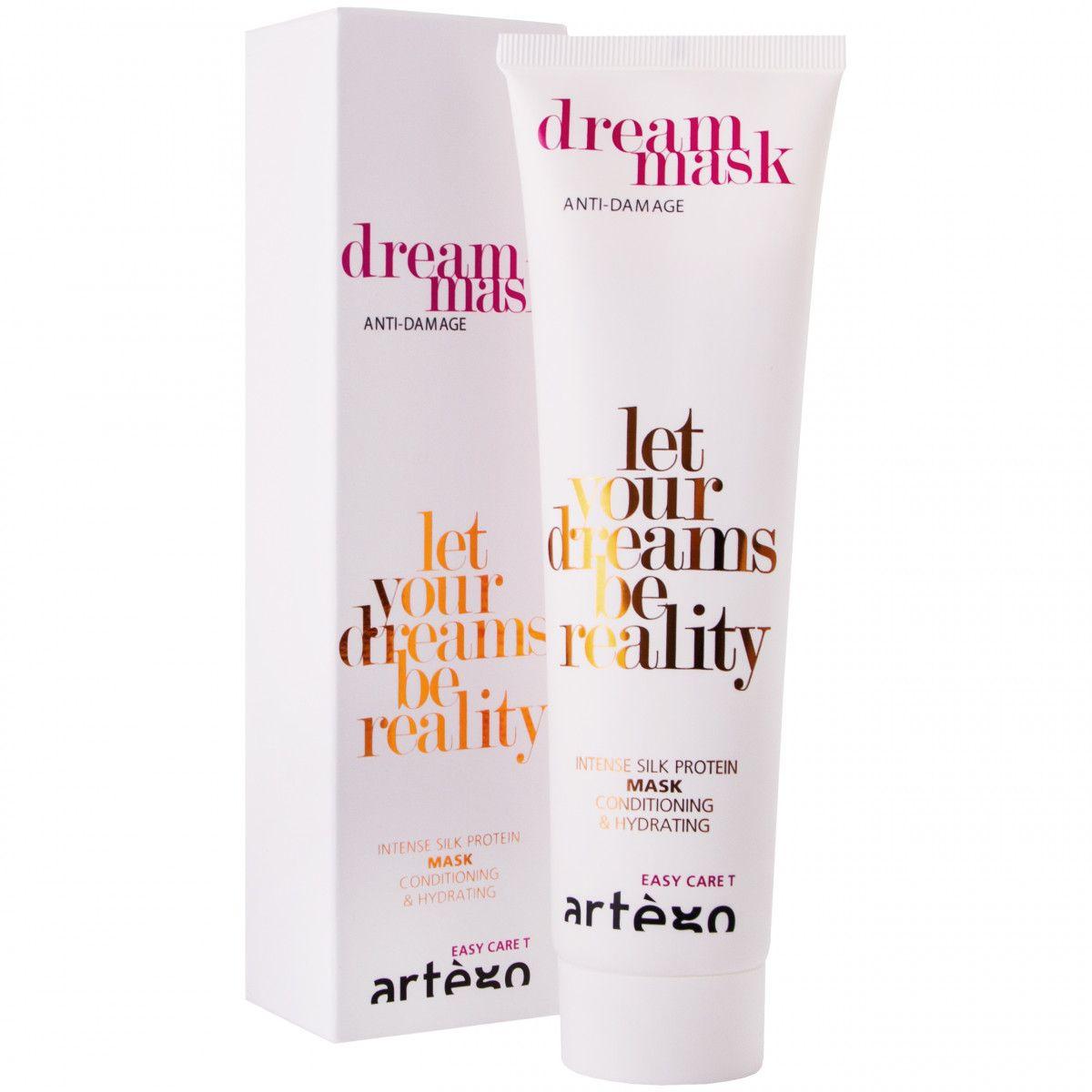 Artego Dream, maska odbudowująca włosy zniszczone zabiegami chemicznymi 150ml