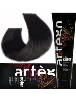 ARTEGO IT'S COLOR farba w kremie 150ml kolor 1.0 -1N czarny