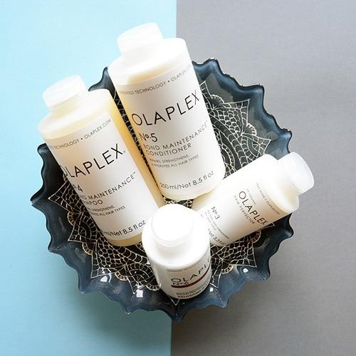 Olaplex - regeneracja włosów farobwanych