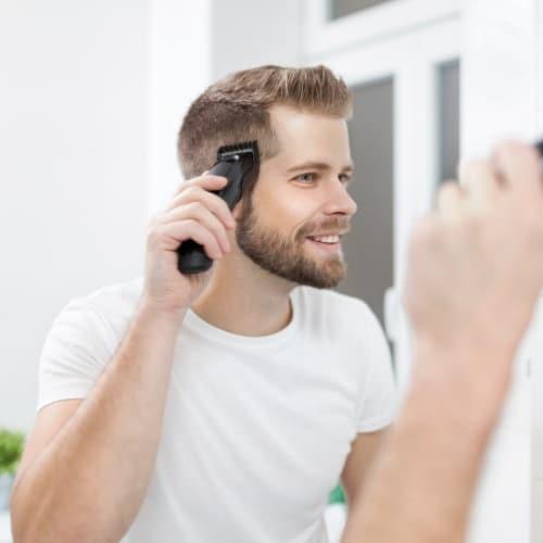 jak obciąć włosy maszynką do włosów poradnik