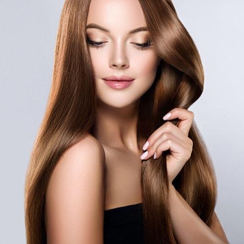 jak prostować włosy keratyną w domu?