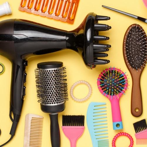 sposoby na większą objętość włosów blog