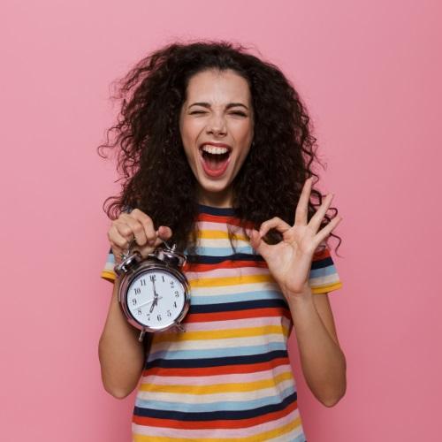 pielęgnacja włosów brak czasu