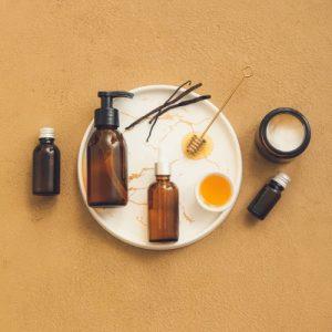 naturalna pielęgnacja włosów i ciała
