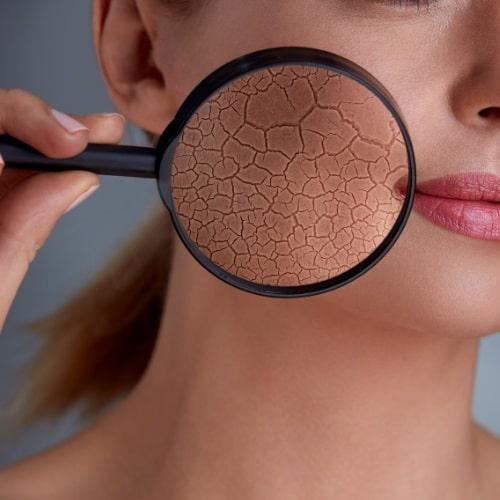 ciekawostki o skórze twarzy porady