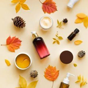 Jesienna pielęgnacja włosów poradnik
