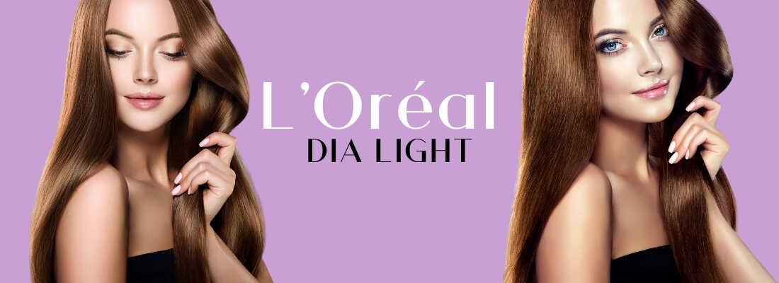 Loreal Dia Light logo