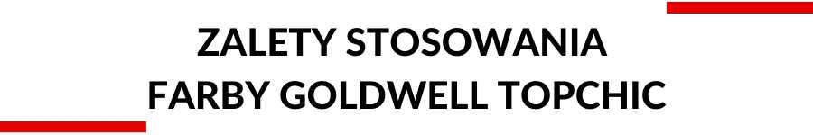 Zalety stosowania Farby Goldwell Topchic