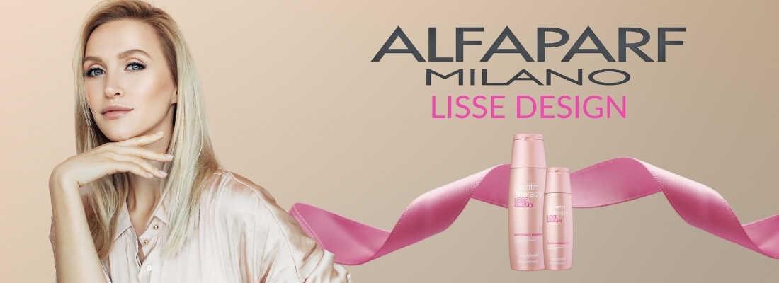 Alfaparf Lisse Design Baner