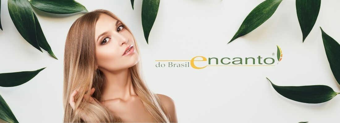 Encanto DO Brasil NANOX prostowanie baner